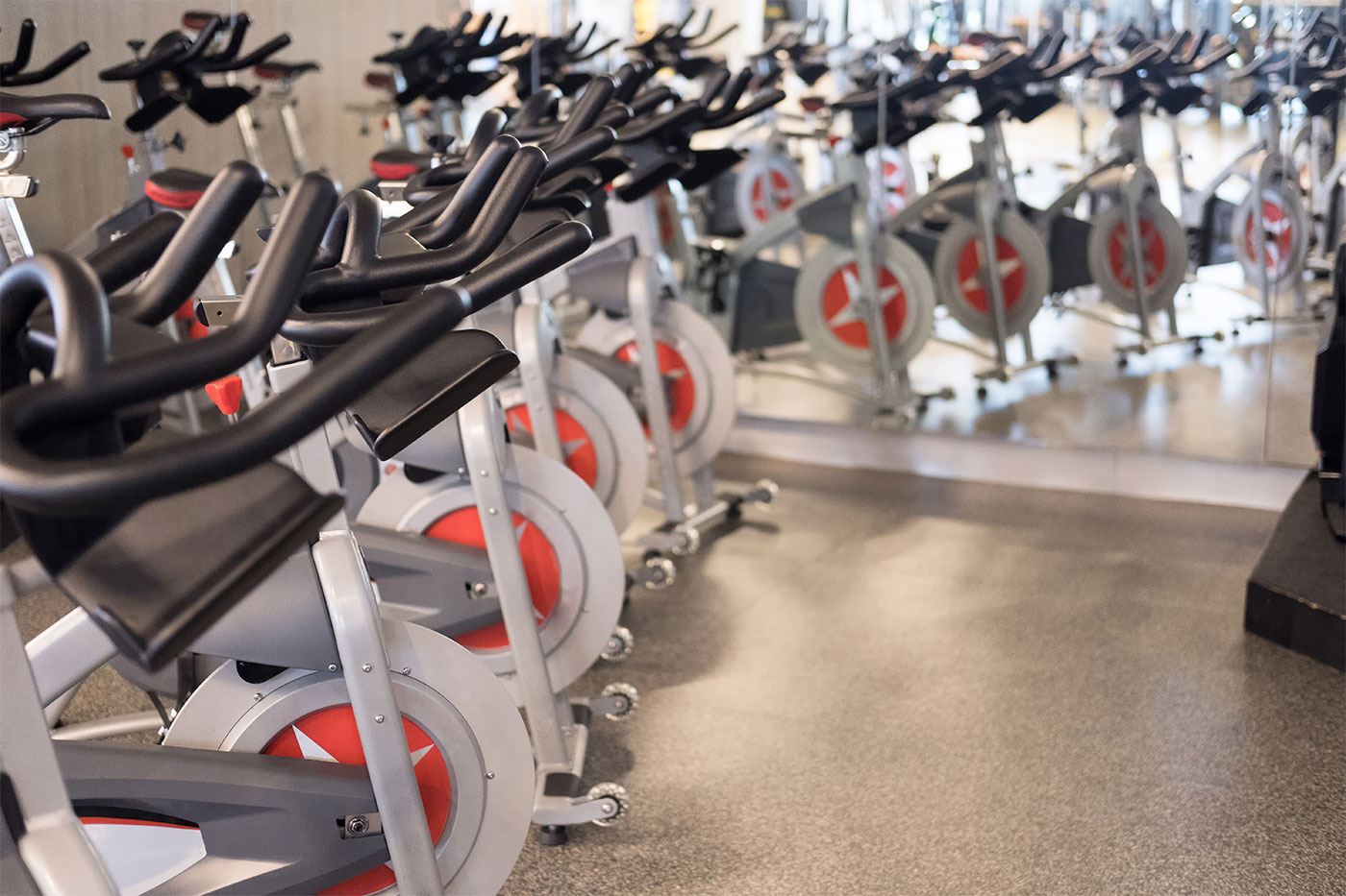 Cleaning Services for Gymnasiums - Gymnasiums and Fitness Facilities