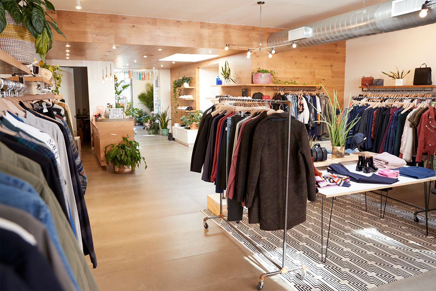 Cleaning Services for Retail - Retail