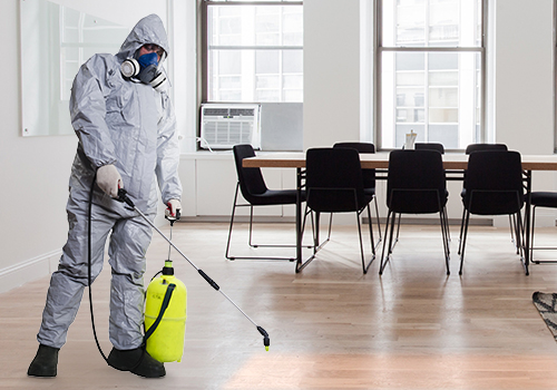 How to fight Coronavirus in surfaces - Office Cleaning