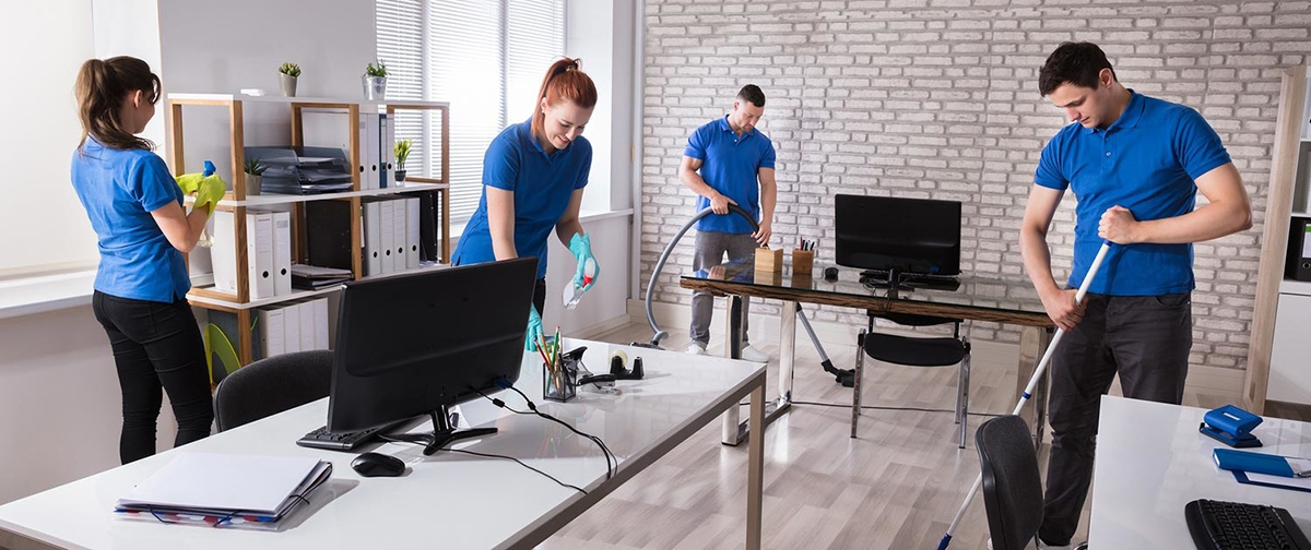 starbuilding cleaning services