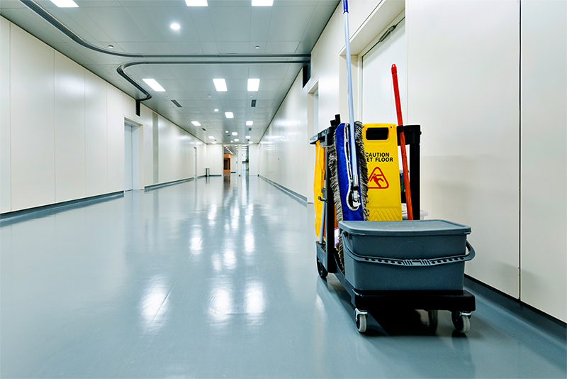 Cleaning service for Hospitals - Medical Offices / Healthcare Facilities