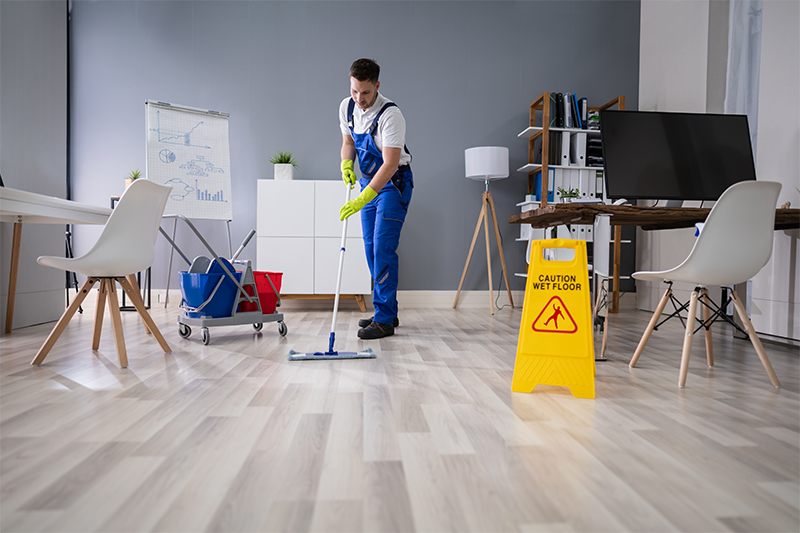 Cleaning service for Offices - Corporate Offices Houston