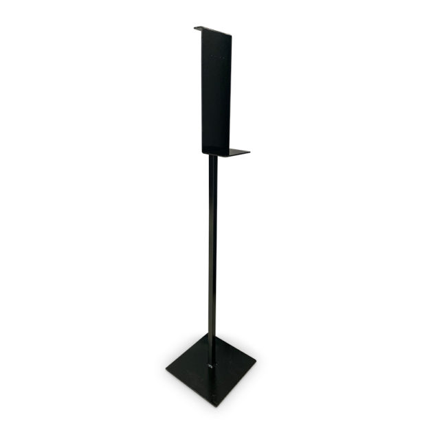 desinfecton station for dispenser 1 630x630 - Metal Floor Stand