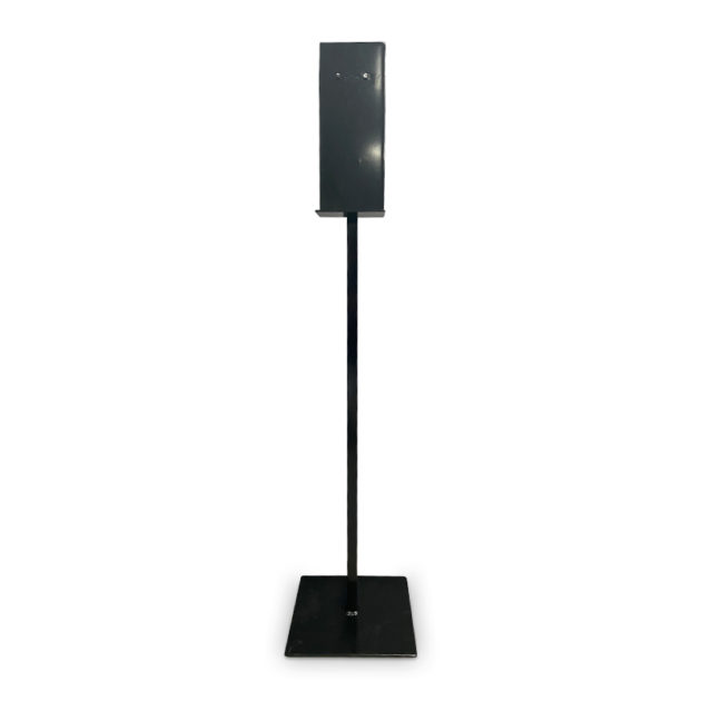 desinfecton station for dispenser 3 630x630 - Metal Floor Stand