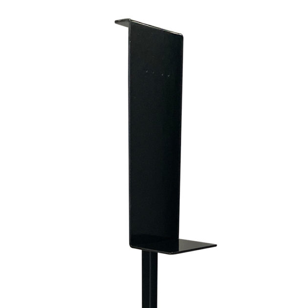 desinfecton station for dispenser 4 630x630 - Metal Floor Stand