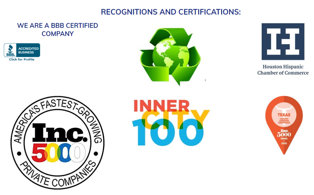 commercial cleaning company certifications 1024x637 - How To Choose A Commercial Cleaning Company In Houston For 2021